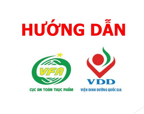 Logo HƯỚng DẪn VỀ Dinh DƯỠng TẠi NhÀ VÀ Khu CÁch Ly Cho NgƯỜi MẮc Covid 19